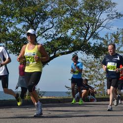 SEB Tallinna Maraton - Esa Härkönen (195), Anna-Liisa Pärnalaas (1727)