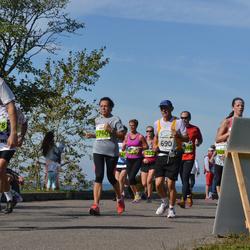 SEB Tallinna Maraton - Veikko Vuorinen (377), Bernhard Hertinger (690), Riina Laretei (1760)