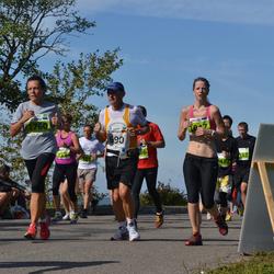SEB Tallinna Maraton - Bernhard Hertinger (690), Riina Laretei (1760)