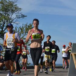 SEB Tallinna Maraton - Bernhard Hertinger (690), Kristel Kull (1047)