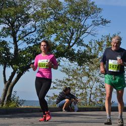 SEB Tallinna Maraton - Carina Põldme (1197), Vello Lode (1474)
