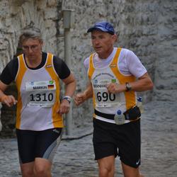 SEB Tallinna Maraton - Bernhard Hertinger (690), Marion Moehle (1310)