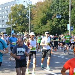 SEB Tallinna Maraton - Ülo Raudmäe (981), Aarne Kell (1857)
