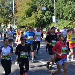 SEB Tallinna Maraton - Gedrin Kreeps (2202), Agnes Möldre (2392)