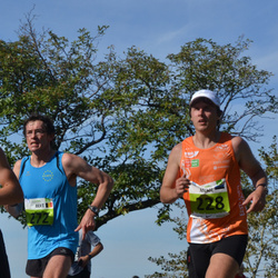 SEB Tallinna Maraton - Aivar Saar (228), Bert Teugels (272)