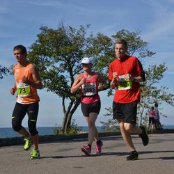 SEB Tallinna Maraton - Allar Adamson (73), Kert Pjatkin (307), Ann-Mari Bergström (1482)