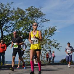 SEB Tallinna Maraton - Agne Väljaots (544), Siim Kaldma (1393)