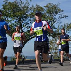 SEB Tallinn Marathon - Aimar Liiver (87), Märt Laus (1799), Bennett Jonathan (2562)