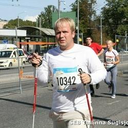 8. SEB Tallinna Sügisjooks - Agnes Tsherkassova (4854), Antoli Tserkassov (8152), Meelis Kukk (10342)