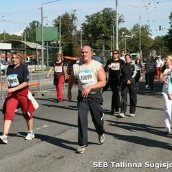 8. SEB Tallinna Sügisjooks - Esti Viilup (5021), Jaan Valk (10699), Kristi Kippasto (10890), Kerli Puusepp (10891)