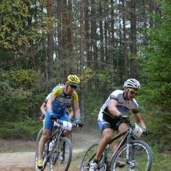 SEB 16. Tartu Rattamaraton - Allan Oras (2), Caspar Austa (3)