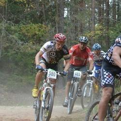 SEB 16. Tartu Rattamaraton - Bruno Võsu (380), Kristjan Koik (485)