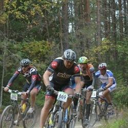 SEB 16. Tartu Rattamaraton - Anar Laur (292), Oleg Ragilo (669)
