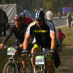 SEB 16. Tartu Rattamaraton - Ants Puusta (5665), Arsi Tupits (6931)