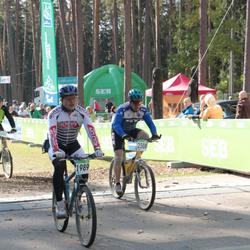 SEB 16. Tartu Rattamaraton - Andero Belov (1989), Kristo Klement (2308)