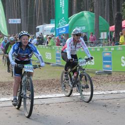 SEB 16. Tartu Rattamaraton - Agata Depka (5696), Martin Mihkel Meidla (6888)