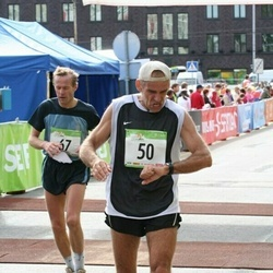 8. SEB Tallinna Sügisjooks - Margus Rein (50), Arnold Laasu (67)