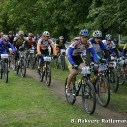 8. Rakvere Rattamaraton (EEC) - Andre Pukk (134), Siim Vinter (138), Roland Toome (151)