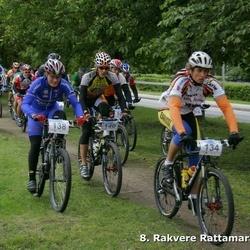 8. Rakvere Rattamaraton (EEC) - Andre Pukk (134), Siim Vinter (138), Janis Roskoss (140)