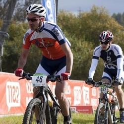 SEB 16. Tartu Rattamaraton - Adam Illingworth (48), Timmo Kõrran (482)