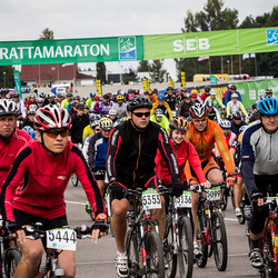 SEB 16. Tartu Rattamaraton - Viiu Juurik (5062), Tarmo Ojasalu (5099), Märten Hermik (5353), Arno Ladva (5394)