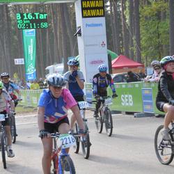 SEB 16. Tartu Rattamaraton - Annika Altoja (2218)