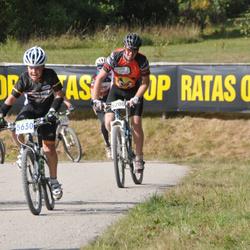 SEB 16. Tartu Rattamaraton - Andreas Toomik (5200), Artur Kupp (5630)