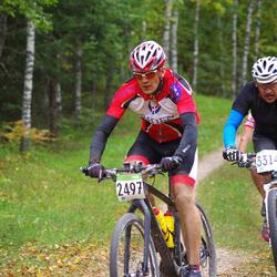 SEB 16. Tartu Rattamaraton - Arno Bachaus (2497), Rain Nurmsalu (3314)