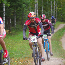 SEB 16. Tartu Rattamaraton - Andris Zalitis (2673), Kajar Kuldsepp (2912)