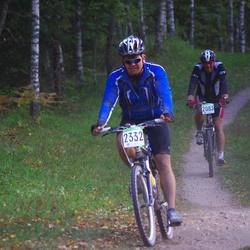 SEB 16. Tartu Rattamaraton - Tõnu Kaukis (2083), Ando Käos (2332)