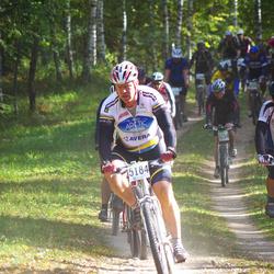 SEB 16. Tartu Rattamaraton - Aare Kiik (5087), Hardo Pirson (5184)