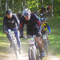 SEB 16. Tartu Rattamaraton - Siim Jõgisuu (2816), Teet Ojamets (5234), Sander Taan (7019)