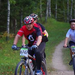 SEB 16. Tartu Rattamaraton - Herman Rull (5841), Andre Avarlaid (6747)