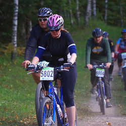 SEB 16. Tartu Rattamaraton - Riho Friedrichs (2835), Berit Kroon (5802)