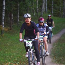 SEB 16. Tartu Rattamaraton - Kady Lepik (6649), Anni Niidumaa (6845)