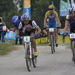SEB 16. Tartu Rattamaraton - Caspar Austa (3), Henno Puu (8), Dimitriy Sorokin (62)