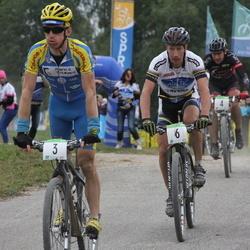 SEB 16. Tartu Rattamaraton - Caspar Austa (3), Helmet Tamkõrv (4), Raido Kodanipork (6)