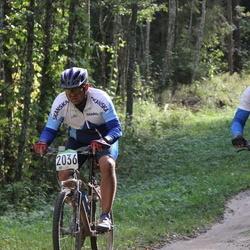 SEB 16. Tartu Rattamaraton - Aare Paulov (2036), Mardo Mäeots (3037)