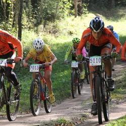 SEB 16. Tartu Rattamaraton - Karl Brent Premet (5110), Brayn Tölp (5124), Joosep Sankmann (7013)