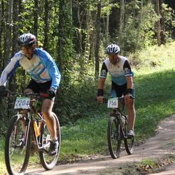 SEB 16. Tartu Rattamaraton - Kristjan Habakukk (756), Arto Lähetkangas (2204)
