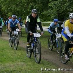 8. Rakvere Rattamaraton (EEC) - Rain Kaarma (826), Ago Kütt (859), Meelis Kütt (878), Vilve Pilv (914)