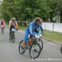 8. Rakvere Rattamaraton (EEC) - Rommi Kruuse (76), Andre Pukk (134), Raivo Laanemets (137)