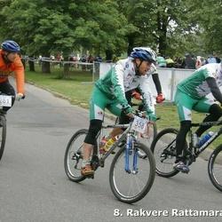 8. Rakvere Rattamaraton (EEC) - Tair Anton (281), Aare Huik (358)