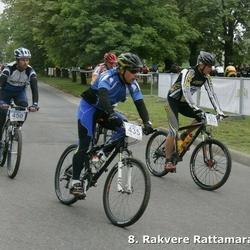 8. Rakvere Rattamaraton (EEC) - Ago Estermaa (435), Meelis Danilas (450), Rainer Järvlepp (503)