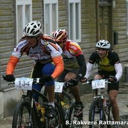 8. Rakvere Rattamaraton (EEC) - Andre Pukk (134), Rainer Kuhi (162)