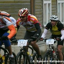 8. Rakvere Rattamaraton (EEC) - Leho Rips (123), Andre Pukk (134), Rainer Kuhi (162)