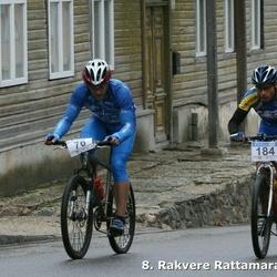 8. Rakvere Rattamaraton (EEC) - Rommi Kruuse (76), Artur Schotter (184)