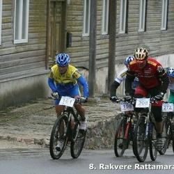 8. Rakvere Rattamaraton (EEC) - Laura Lepasalu (161), Lauri Pikkpõld (198), Alar Reiska (272)
