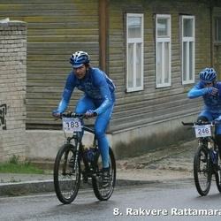 8. Rakvere Rattamaraton (EEC) - Riho Ever (183), Taikki Tillemann (246)