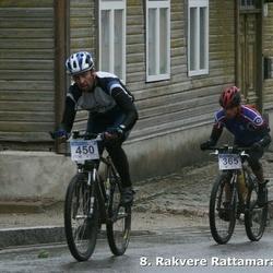 8. Rakvere Rattamaraton (EEC) - Boris Lapidus (365), Meelis Danilas (450)